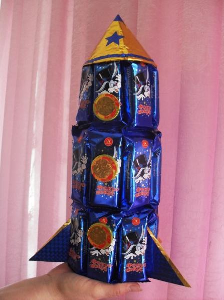 Поделки к 12 апреля день космонавтики